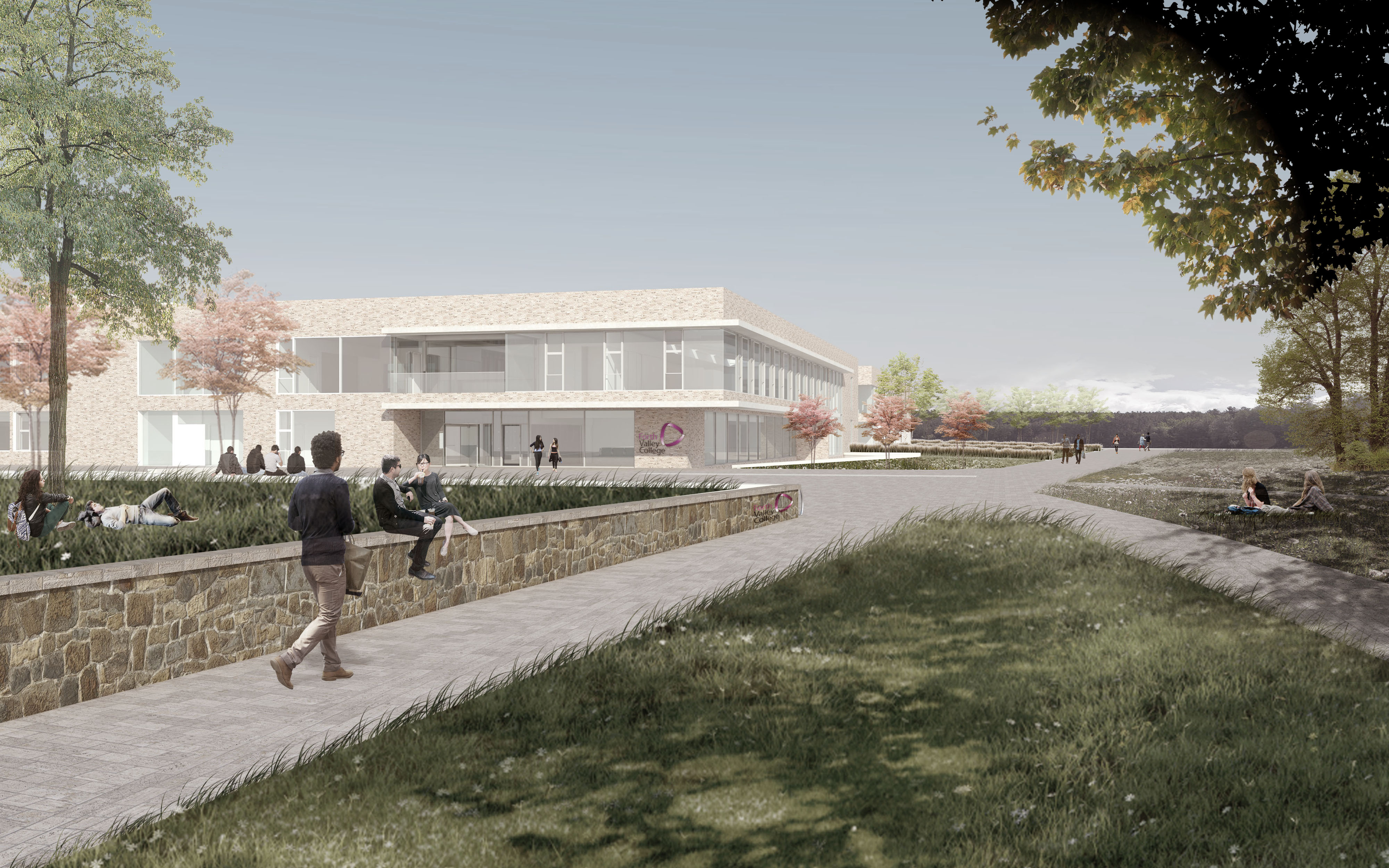 New Falkirk Campus (1)