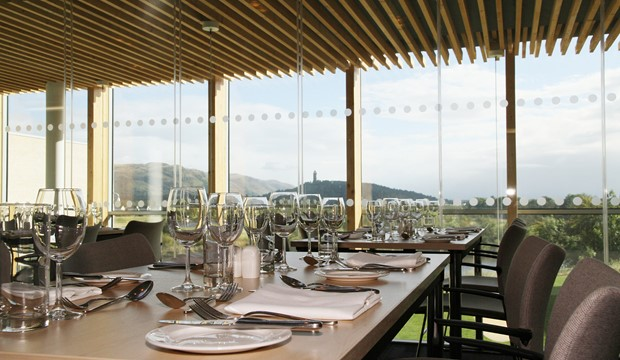 Fine Dining Restaurant at our Stirling Campus