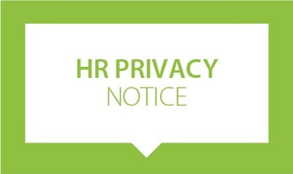 HR Privacy Notice Infographic