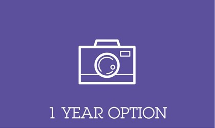 FA in  Media - 1 Year Option