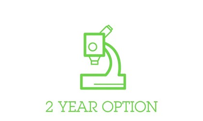 FA in Scientific Technologies - 2 Year Option