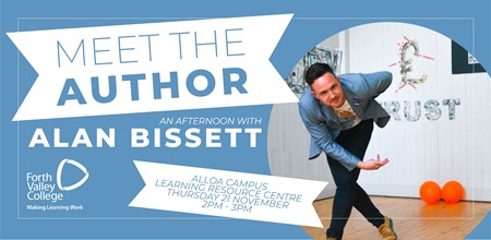 Meet the Author - An Afternoon with Alan Bissett