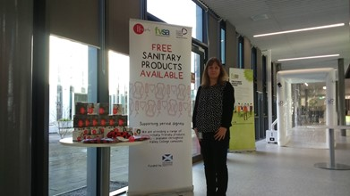 FVC celebrates world's first free Period Products Bill
